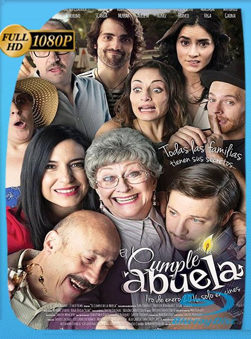 El testamento de la abuela (2020) 1080p WEB-DL Latino [Google Drive] Tomyly