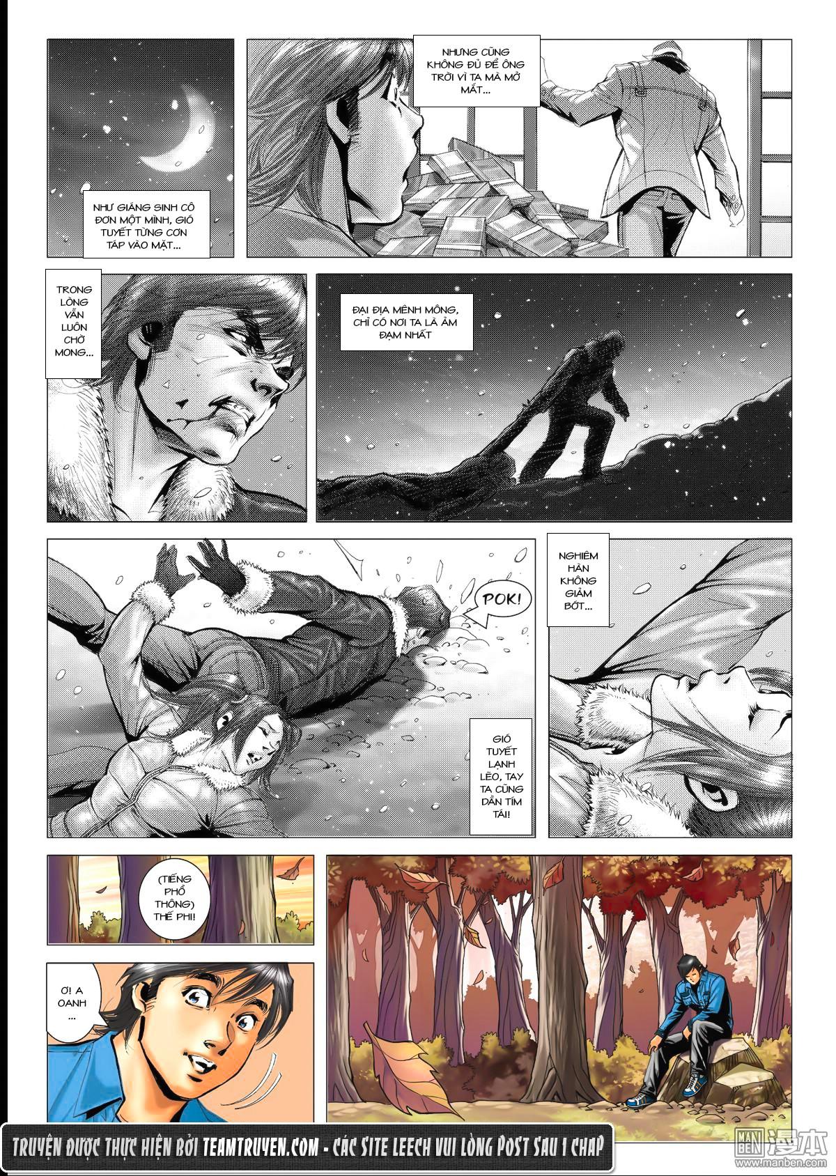 Người Trong Giang Hồ NetTruyen chap 1564 - Trang 24