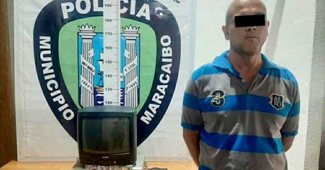 Abusador sexual detenido en el Zulia por violar a dos menores de edad
