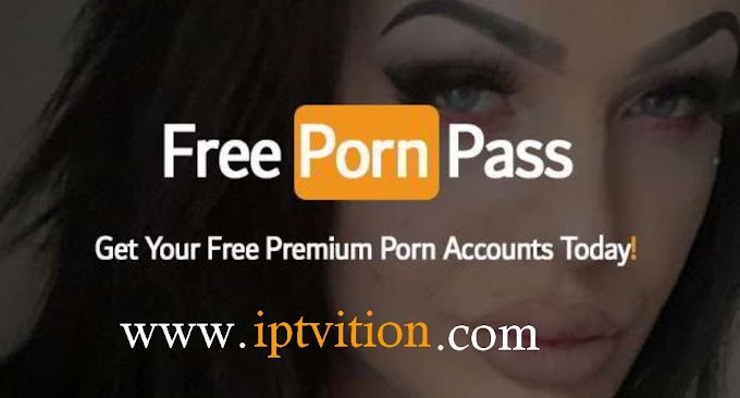 Free Premium Accounts for all popular Porn services 20-04-2021
