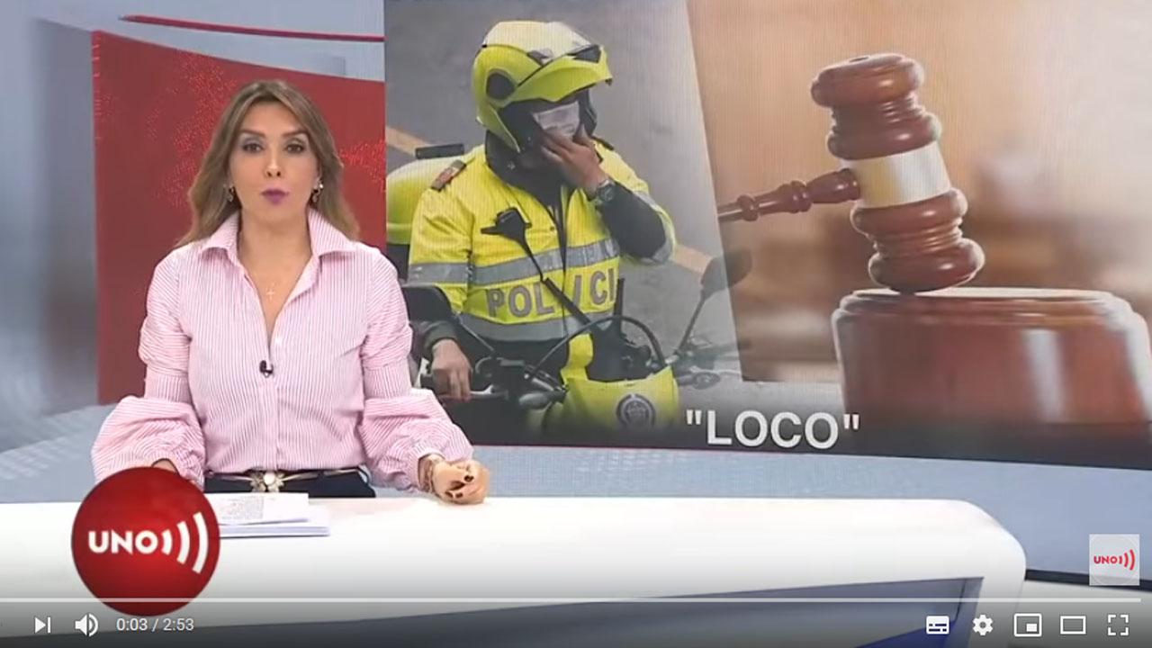 Detenido patrullero Rodríguez habría intentado suicidarse en celda del búnker