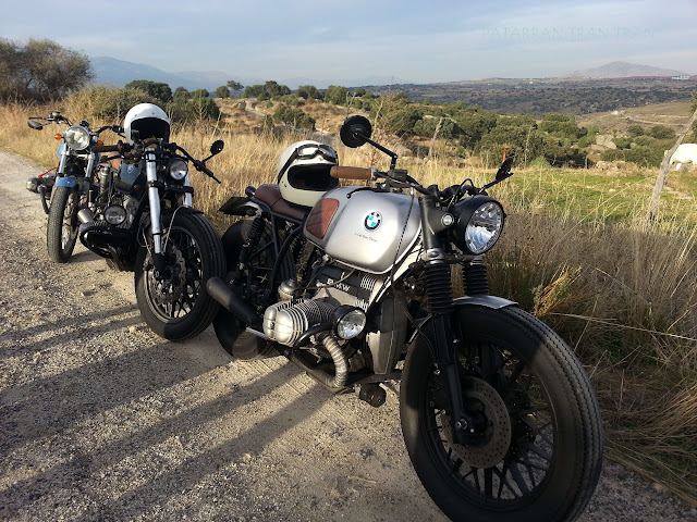 "One Any Sunday... ""Vintage"". Nice Time...! BMW F800 GS and Boxer Classic"
