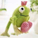 Patrones gratis ranas amigurumi | Free amigurumi patterns frogs