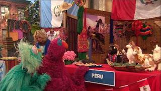 Telly, Rosita, Sesame Street Episode 4404 Latino Festival season 44