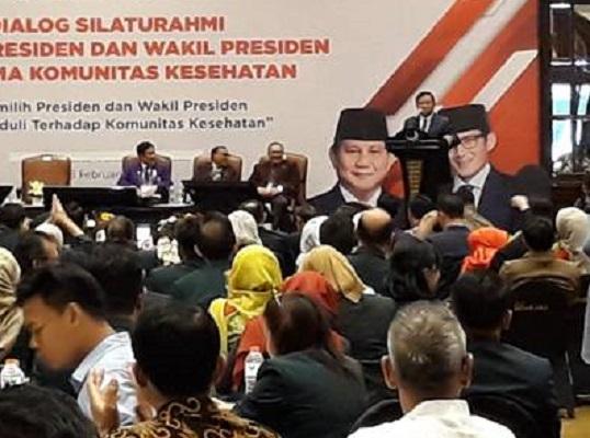 Prabowo Janji Akan Bereskan Defisit BPJS 20 Triliun, Jika Menang Pilpres