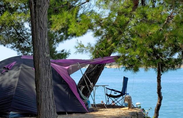 Çadır Campingler