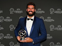 Rivaldo: Klopp must play Alisson Opponent MU desperate