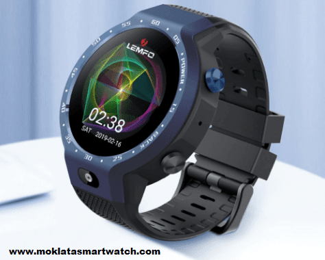 LEMFO LEM9 New Standalone 4G SmartWatch Phone