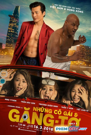 Những Cô Gái Và Găng tơ - Girls vs Gangsters (2018)