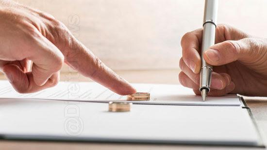 modelo peticao acao divorcio consensual direito
