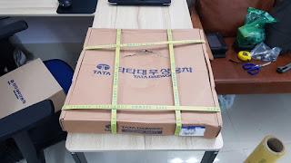 chuẩn bị giao phụ tùng xe tải, xe ben, đầu kéo Tata Daewoo