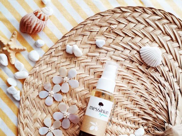 Messinian Spa Precious Hair Oil // Review