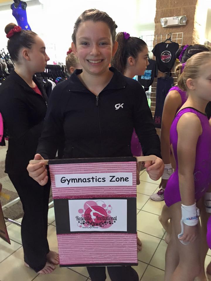 byers roseville gymnastics meet 2013