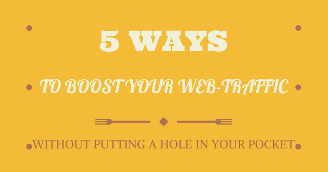 5-ways-to-boost-web-traffics