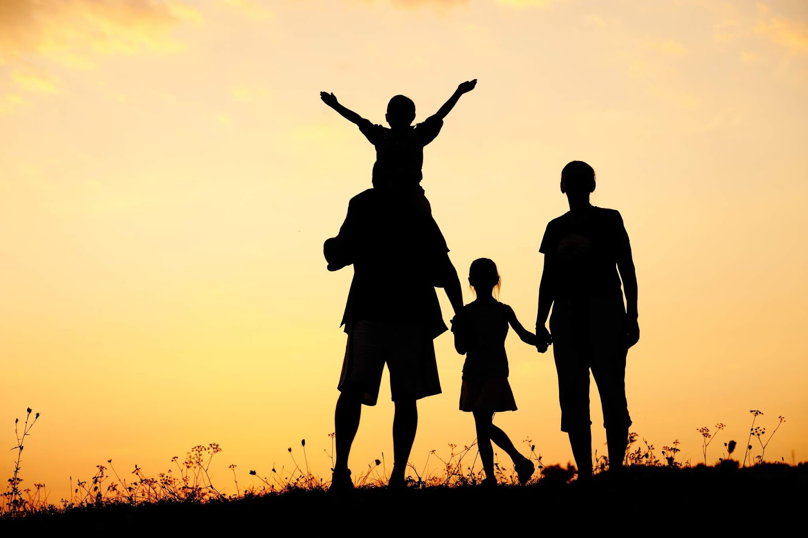Jak spędzamy dni wolne z rodziną?