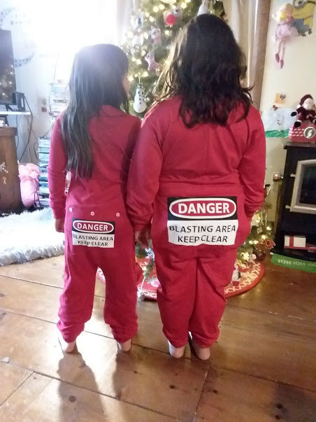 b250b66b7 Sleep Sets Red Union Suit Men & Women Onesie Pajamas with Funny Butt Flap  Wasnt Me ...