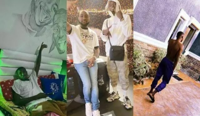 Davido sends Aloma his Road manager packing out of his mansion