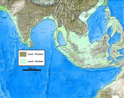 gambar bukti Indonesia Adalah Benua Atlantis Yang Hilang - munsypedia