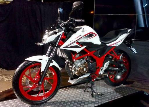 Perbedaan antara Honda CB150R street fire special edition dan CB150R street fire reguler