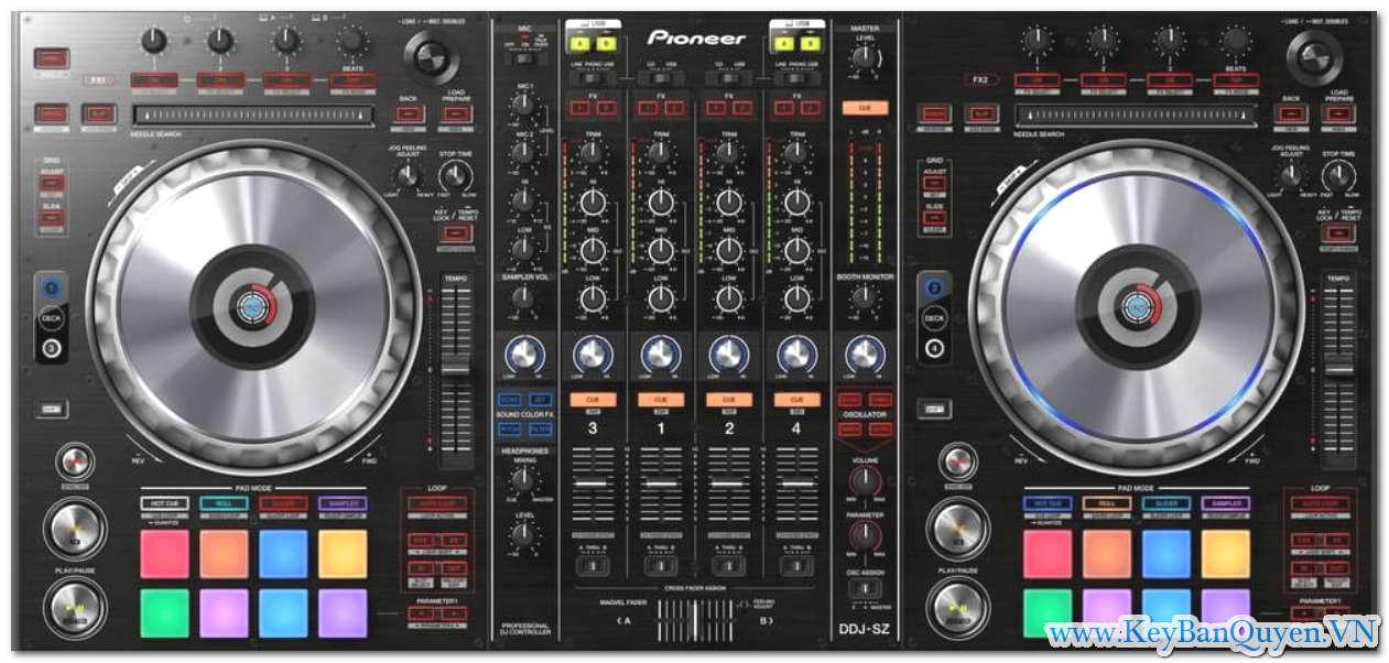 Download và cài đặt UltraMixer Pro Entertain 6.2.0 Full Key Serial , Phần mềm giúp bạn thành Ma thuật xử lý âm thanh .