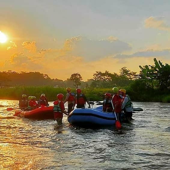 Cubeng Rafting Pemalang