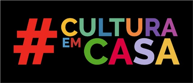 Agenda Cultural - Festival #CulturaEmCasa – 60 lives, diariamente, às 21h30