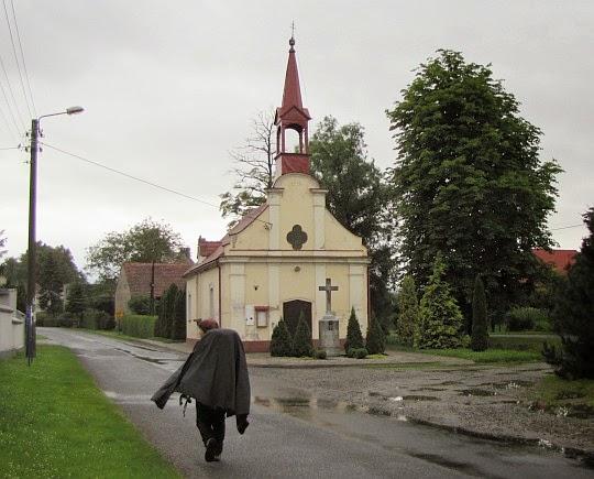 Unikowice. Kaplica z 1774 roku.