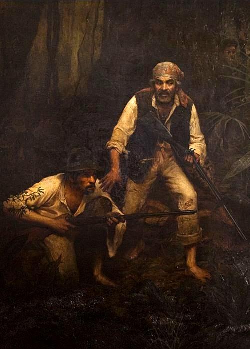 Caipiras Nagaceando - Almeida Júnior e suas principais pinturas ~ brasileiro
