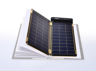 Best Off Grid Power Gadgets - Solar Paper