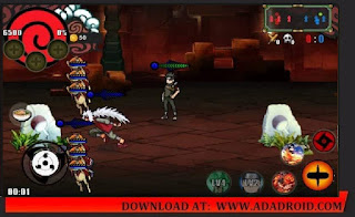 Download Naruto Senki The Last Fixed by Ljames V2
