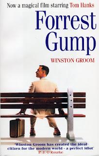 Libro Forrest Gump, de Winston Groom - Cine de Escritor