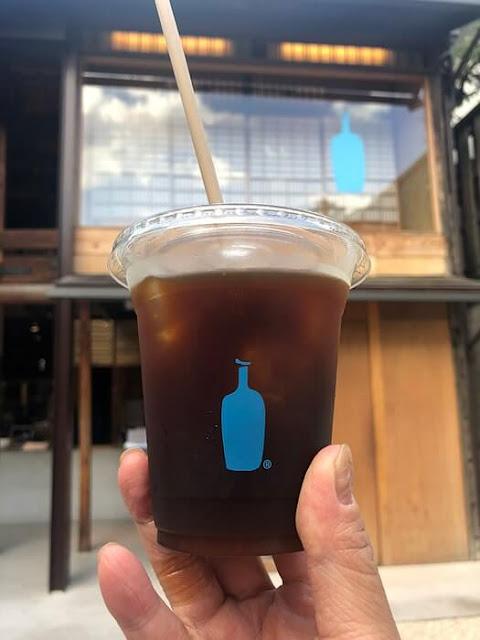 ブルーボトルコーヒー 京都カフェ
