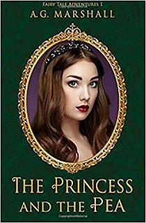 Princess of Shadows - A.G. Marshall