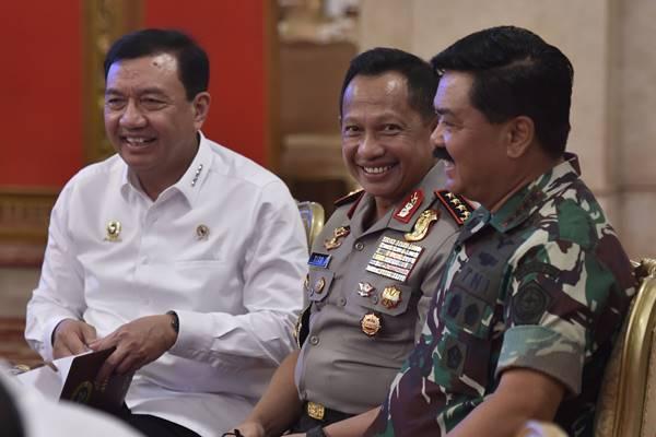 Perut Wiranto Ditusuk, Politikus DPR Kritik Lemahnya Intelijen TNI-Polri-BIN