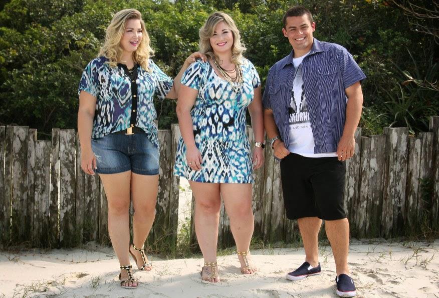 560db5516 Alinne Rosa: Coleção Tropical Beach da Kauê