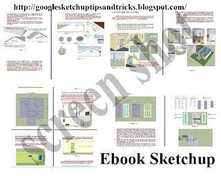 Ebook Google Sketchup Bahasa Indonesia