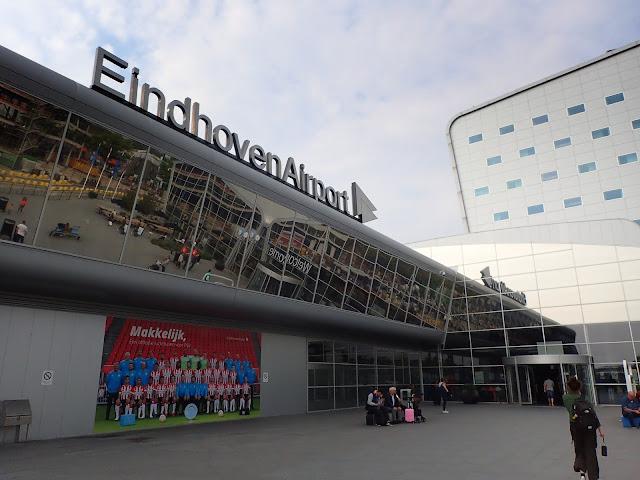 Port lotniczy Eindhoven