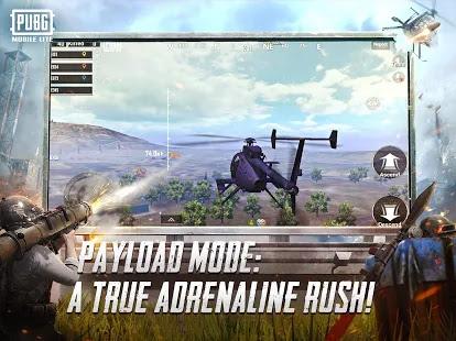 pubg mobile lite payload mode