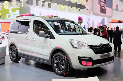 Citroen Berlingo 2018 Redesign, review, Specification, Price