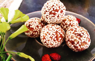 boules énergétiques vegan snack healthy protéiné