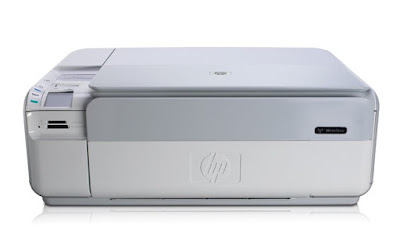 HP Photosmart C4580 Driver Download and Setup