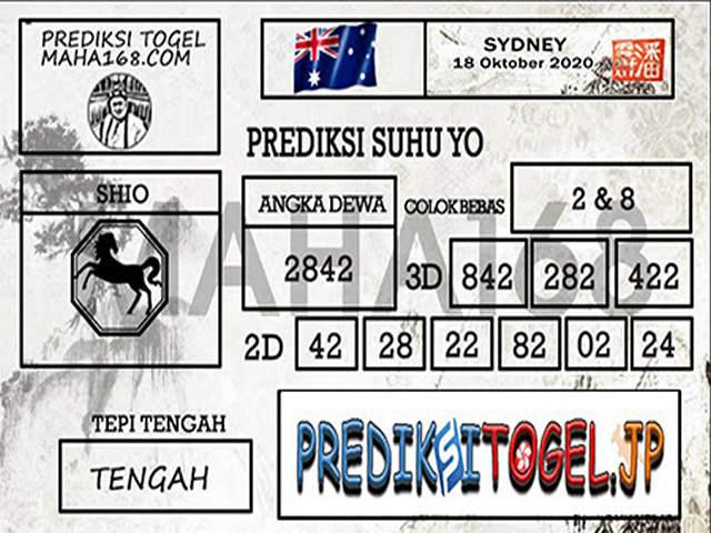 Kode syair Sydney Minggu 18 Oktober 2020 257