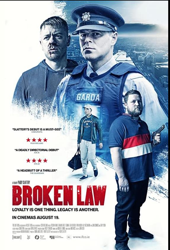 Movie Broken Law 2020