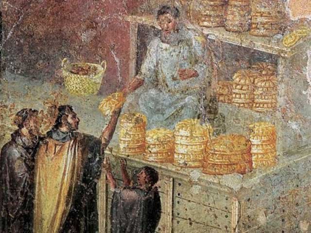 The Sale Of Bread