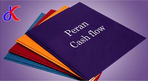 Peranan cash flow - Menunjang kelancaran operasional perusahaan