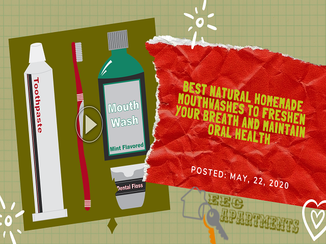 Best Natural Homemade Mouthwashes To Freshen Your Breath And Maintain Oral Health