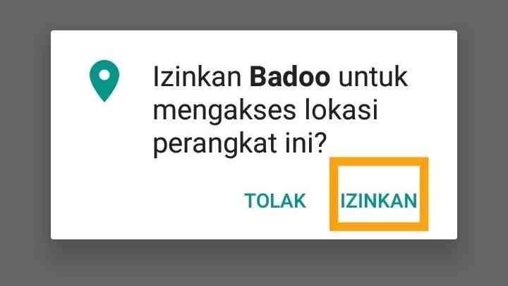 Cara menggunakan aplikasi Badoo