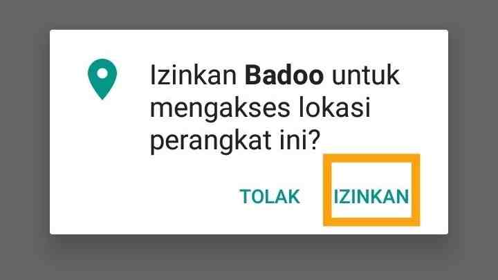 Badoo sign in Indonesia