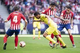 مشاهدة مباراة أتلتيكو مدريد وفياريال بث مباشر اليوم 06-12-2019 في الدوري الاسباني