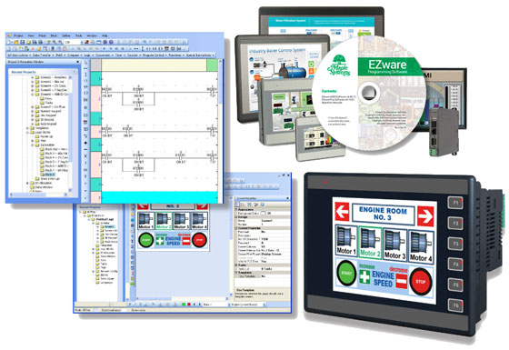 Maple Systems HMI Software